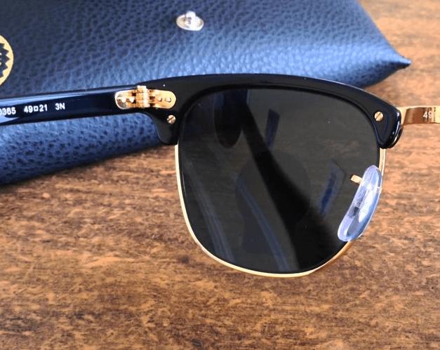 504a88d42 Saiba como identificar quando um Óculos Ray-Ban é Original