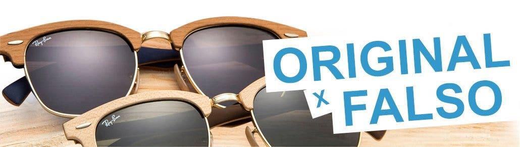 de2604ffd9 Saiba como identificar quando um Óculos Ray-Ban é Original: Diferenças  entre um Óculos Ray-Ban Original ...